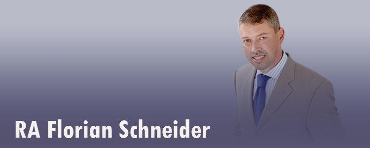 Strafrechtsanwalt München Florian Schneider